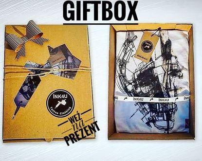 Picture of T-shirt GIft box